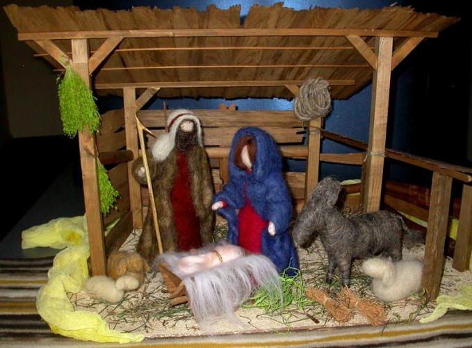 Поделка на тему рождественская сказка своими руками