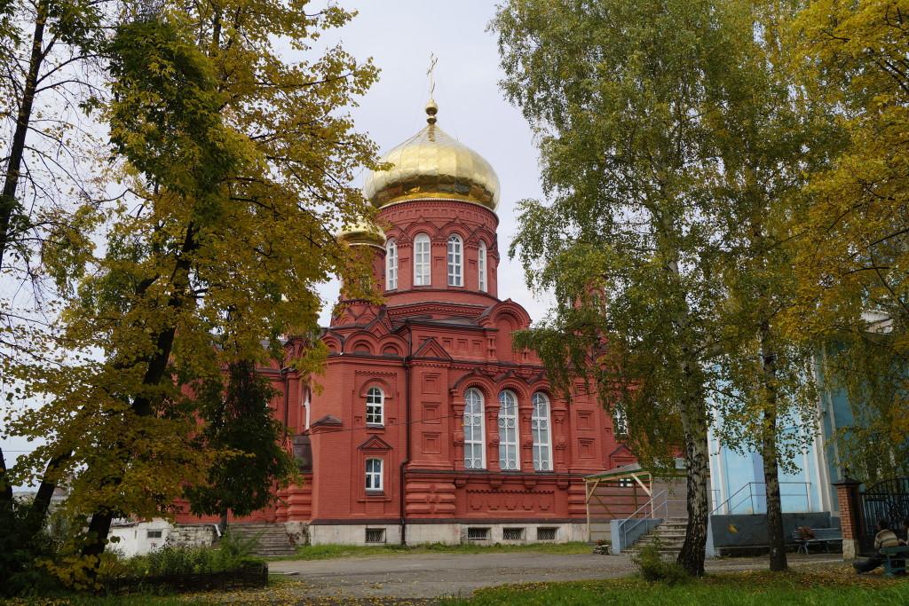 Скорбященский женский монастырь. Вознесенский собр.