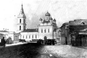 Сретенская церковь г. Ирбита