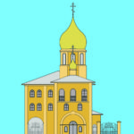 Заставка для - Строить храм новомучеников и исповедников Российских
